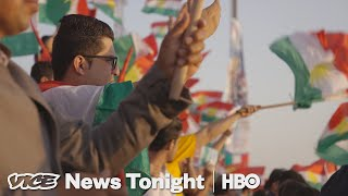 Inside The Kurdish Referendum For Independence (HBO) thumbnail