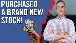 ADDED $5,000 TO MY STOCK PORTFOLIO 💸