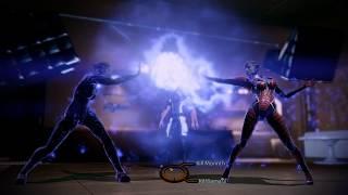 Mass Effect 2 - Samara Kills Morinth