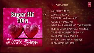 Kishore Kumar & Lata Mangeshkar - Super Hit 80's Love Songs | Evergreen Romantic Songs|