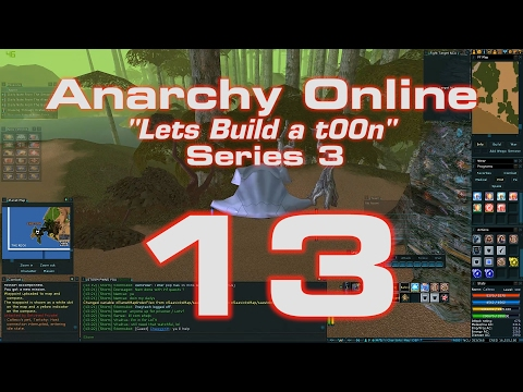 "Anarchy Online 18.8 ""Let's build a t00n"" Series: 3 # 13 [ The Reck ]"
