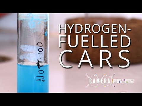 UoM Chemistry 18 MOFs Making Hydrogen Cars a Reality