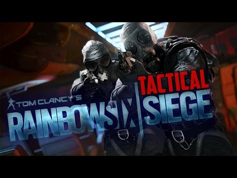 Rainbow Six - Tactical Siege Montage