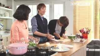 Cucumber Kimchi, Nutritious Rice & Braised Short Ribs - by U-KISS.