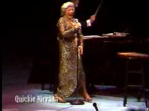 Martha Raye Performs Live in 1982