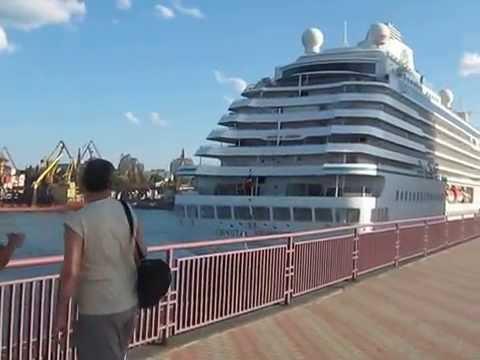 Одесский порт .Odessa port