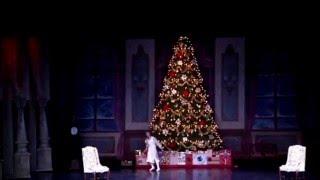 The Nutcracker Christmas Tree Grows