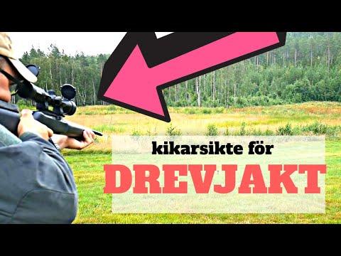 Kikarsikte För Drevjakt Bästa Budgetvalet 2019 | Hunting Family