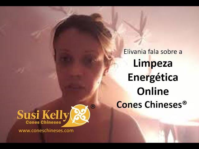 Limpeza Energética Online com os Cones Chineses 2018