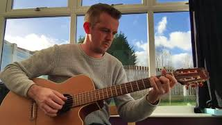 "Theme from ""Allo Allo"" - solo guitar"