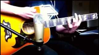 Gambar cover The Front Bottoms - Twelve Feet Deep (Rose EP Version) Acoustic Guitar Cover