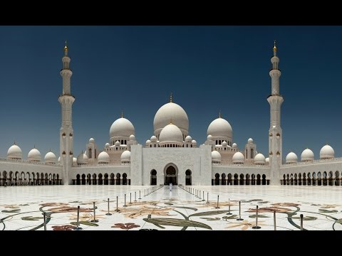 MegaStructures - Sheikh Zayed Mosque, Abu Dhabi (National Geographic Documentary)