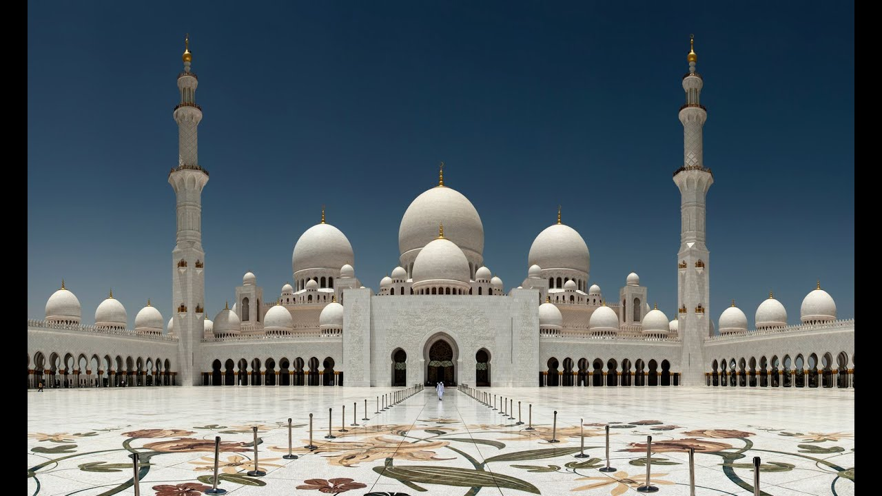 Sheikh Zayed Mosque - Places to Visit in Abu dhabi