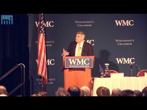 Heritage Economist Stephen Moore Talks Energy, Economics in Wisconsin