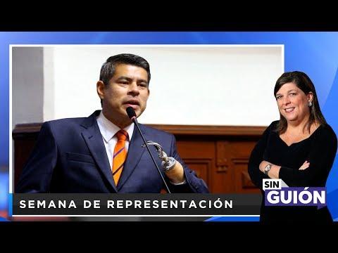 Semana de representación - SIN GUION con Rosa María Palacios