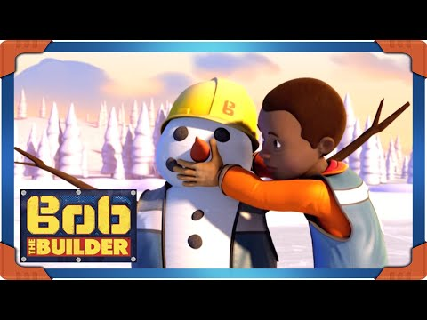 Bob the Builder | Bob Learns how to Skii ⛄ Christmas SPECIAL | Episodes Mix | 1 Hour 🎁 Kids Cartoon
