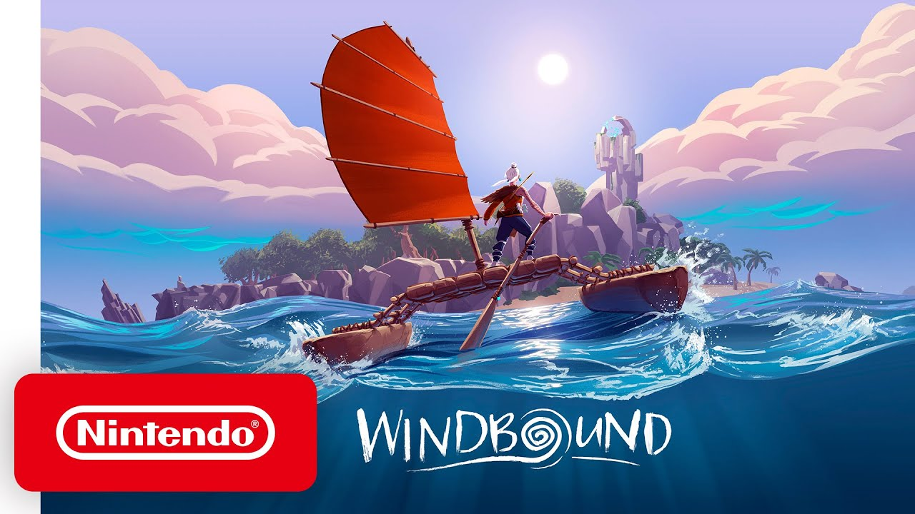 Windbound - Announcement Trailer - Nintendo Switch