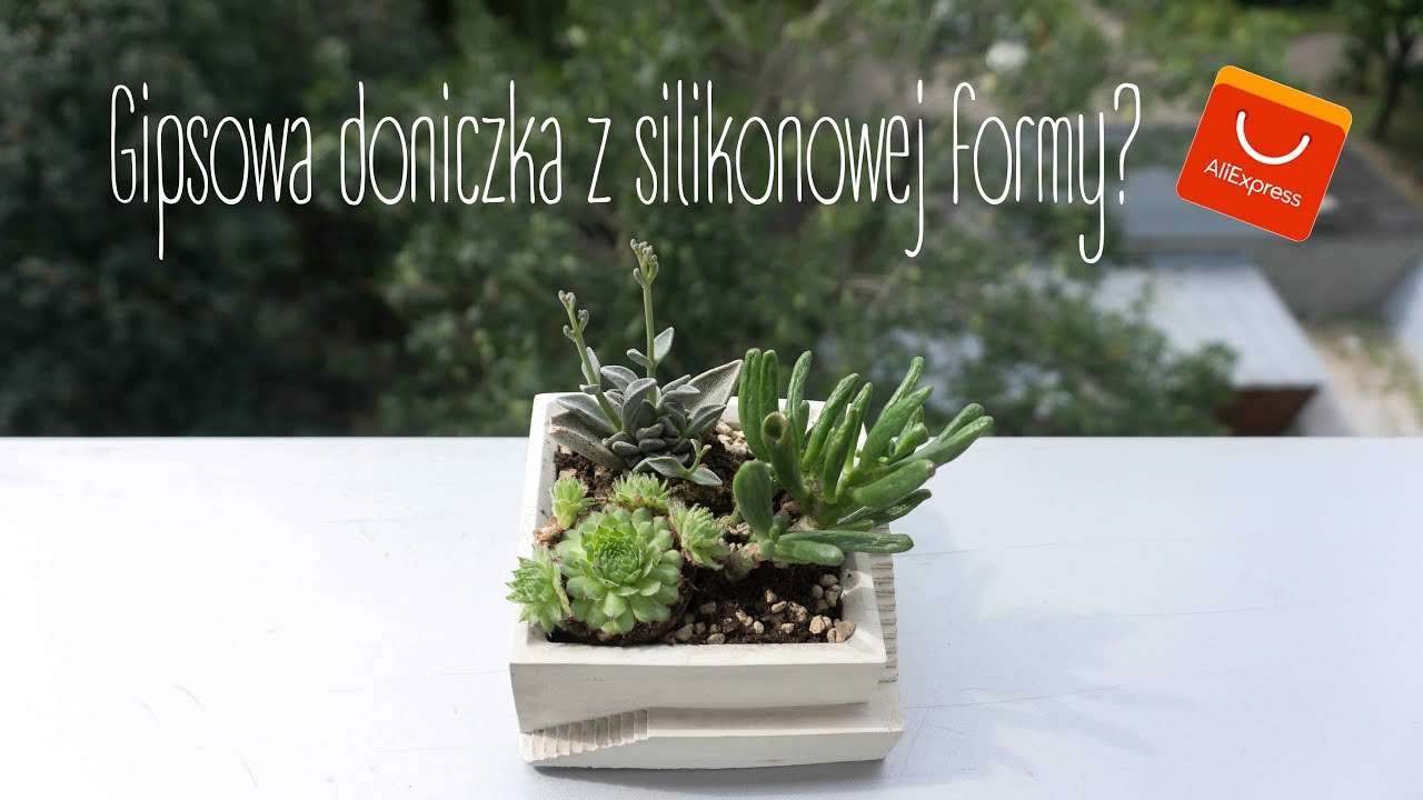 Formy Na Doniczki Z Aliexpress