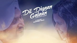 Dil Diyan Gallan Cover Song Deep Sandhu Feat Akansha Mp3 Song Download