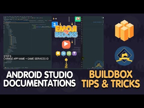 Build APK From Buildbox On Android Studio [COMPLETE TUTORIAL]
