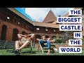 Malbork Castle Tour in Poland | Visiting the Largest Castle in the World by Land Area