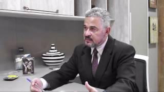 Primeira Mão TV entrevista o vereador Luiz Aureliano