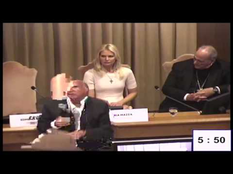 Vatican, Jerry Brown on Climate Change