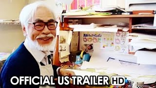 The Kingdom Of Dreams And Madness Official US Trailer (2014) - Hayao Miyazaki Documentary HD