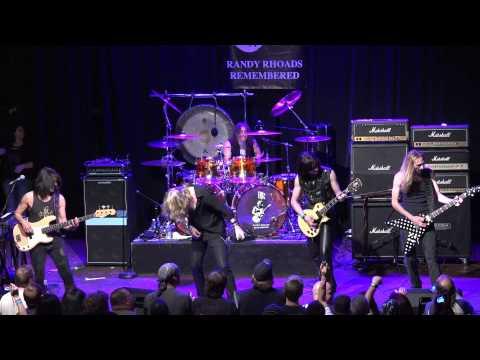Crazy Train - Randy Rhoads Remembered -  June 7, 2014