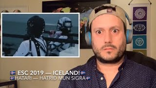 🇮🇸 ESC 2019 — ICELAND!🇮🇸