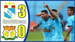 ANALISIS ⚽️ Sporting Cristal vs Sport Huancayo ⚽️ Liga 1 Peru Cup 2019