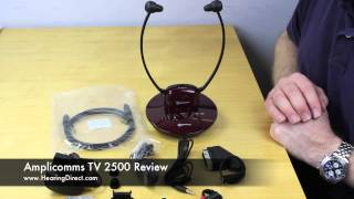 Amplicomms TV 2500 Review