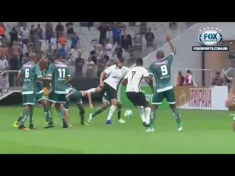 Copa do Brasil: Melhores Momentos é Gols de Corinthians 1x1 Luverdense - 16/03/2017
