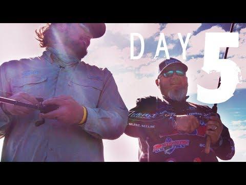 Day 5: Buddy Gross On Lake Toho
