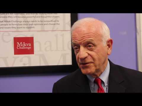 Donald Segal Remembers Ab Mikva