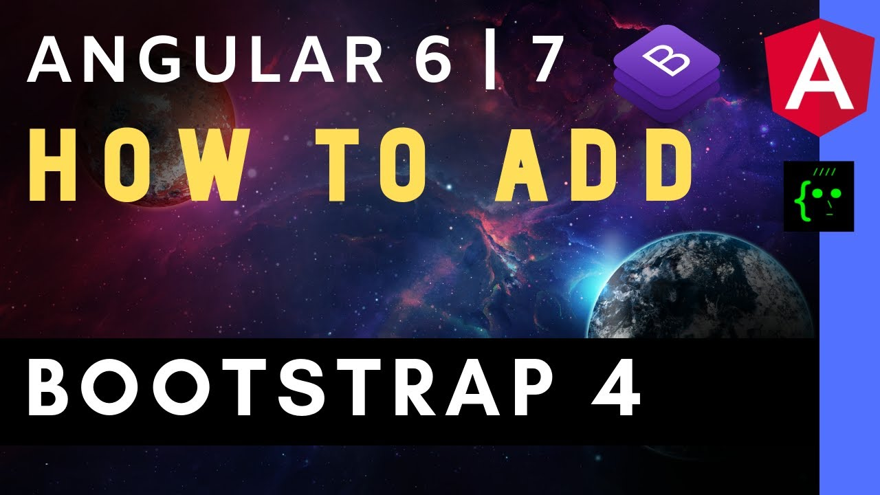Angular 6 - Adding Bootstrap 4 Dropdown Menu in Angular Application and  ng-bootstrap