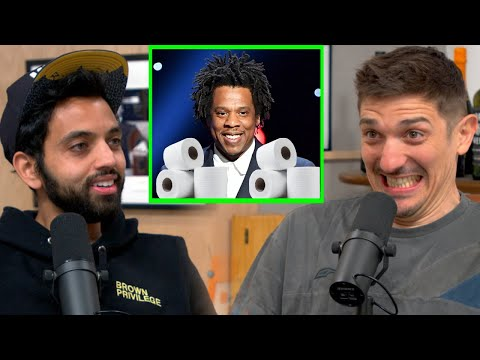 Jay-Z Stole Toilet Paper From UK Artist   Andrew Schulz And Akaash Singh