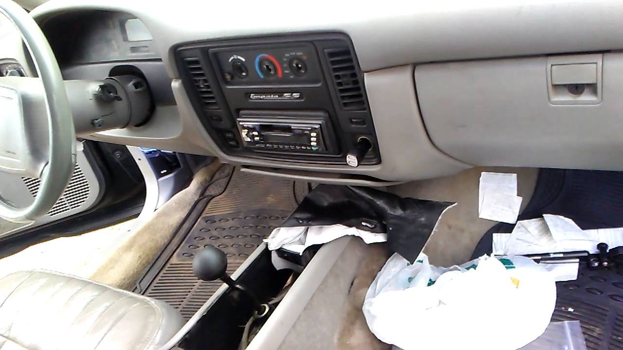 94 ss impala special edition t56 conversion youtube rh youtube com 1996 impala ss repair manual 96 impala ss manual