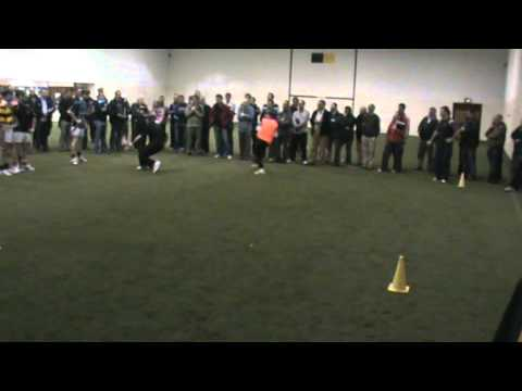 Denis Walsh Coaching Session