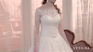 Свадебное платье 2016 года от VESILNA™ модель 3076