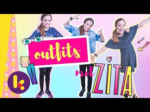 5 leuke outfits met Zita