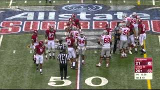 Sugar Bowl: Alabama vs. Ohio State [Full Game HD]