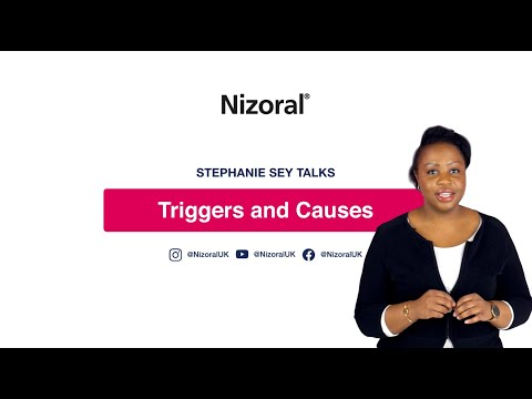 Nizoral | Triggers & Causes of Dandruff with Stephanie Sey