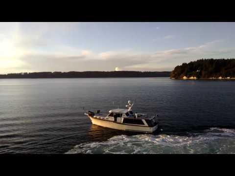 Washington State Ferry Hits Boat Near Vashon Island