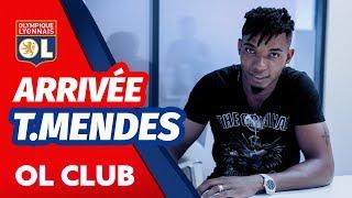 Arrivée : Thiago Mendes | Olympique Lyonnais