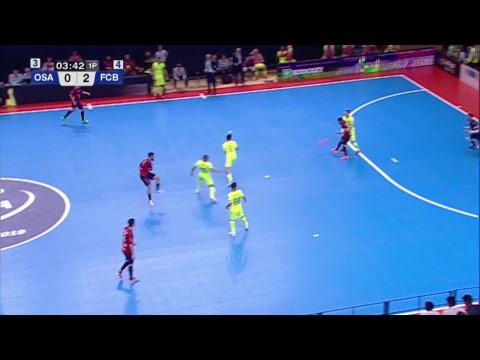 Sala de prensa virtual - Copa de España LNFS