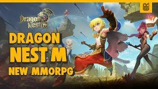 Dragon Nest M - MMORPG Android Baru yang Keren di 2018 #FlashReview