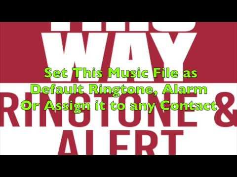Aerosmith, Run-D.M.C. - Walk This Way Ringtone and Alert