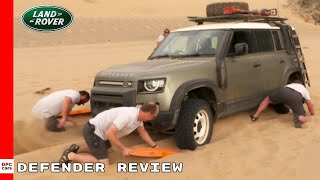 New 2020 Land Rover Defender Review