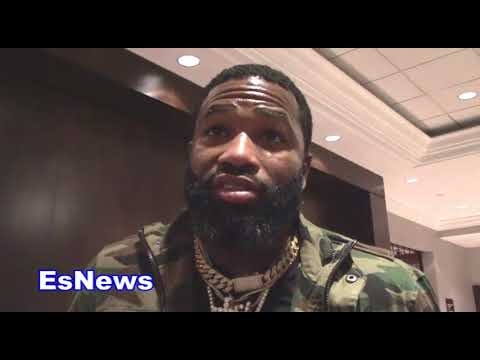 Adrien Broner Reveals Why There's Tension With Floyd Mayweather – EsNews Boxing